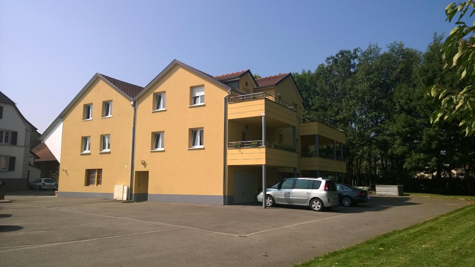 Travaux de ma onnerie r novation immobili re wittenheim for Architecte d interieur mulhouse